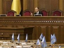 Завтра Рада планирует избрать регионала заместителем Яценюка