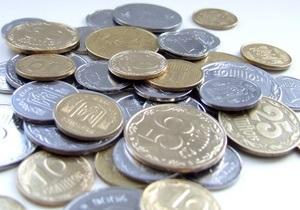 За 2010 год в Украине объем госзаимствований составил 124 млрд грн