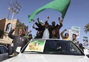 Оппозиция заняла третий по размеру город Ливии