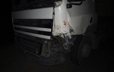 новости Тернопольской области - дтп - автомобили - мотоцикл - В Тернопольской области мотоцикл врезался в фуру, два человека погибли
