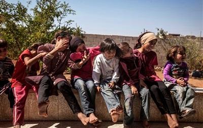 ВОЗ: Сирии угрожает эпидемия полиомиелита