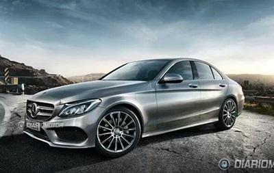 В Сеть попали первые официальные изображения нового Mercedes-Benz С-Class