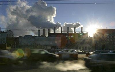 Температура в Москве побила рекорд 1895 года