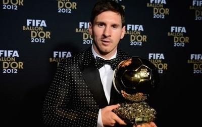 FIFA объявила 23 претендента на Золотой мяч