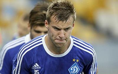 Ярмоленко: Никакого желания нанести травму сопернику и близко не было