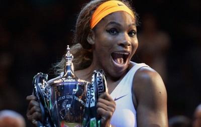 Лучшая в мире. Серена Уильямс вновь выиграла итоговый турнир WTA