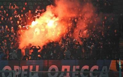 Черноморец пригрозил болельщикам Днепра