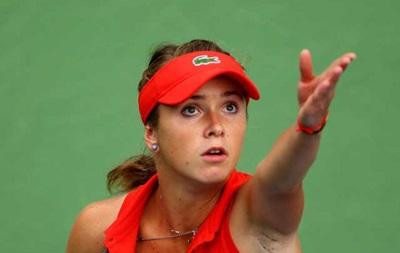 Украинская теннисистка Свитолина примет участие в престижном итоговом турнире