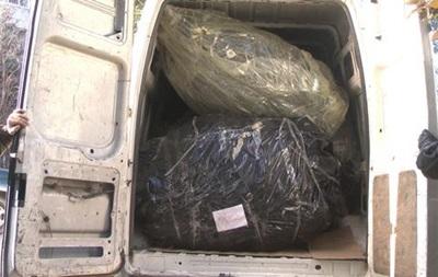 В Крыму у 51-летнего мужчины изъяли 100 кг конопли