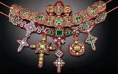 Сокровища святого Януария впервые открыты для всех