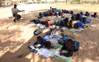 В Зимбабве четыре школы закрылись из-за  атак гоблинов