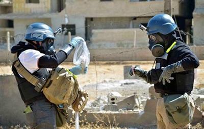 Сирийское химоружие могут вывезти на утилизацию в Албанию - источник