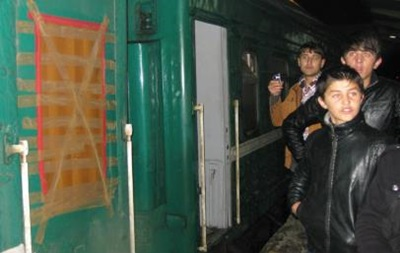 Очевидцы о нападении на поезд Москва-Душанбе