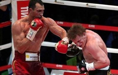 Владимир Кличко следующий бой проведет 8 марта – СМИ