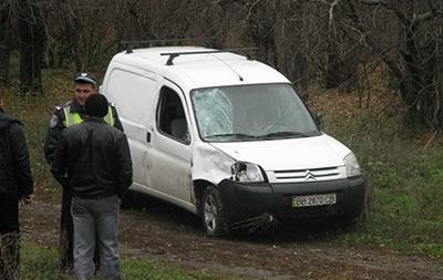 В Луганской области арестовали водителя, сбившего насмерть двоих людей на остановке
