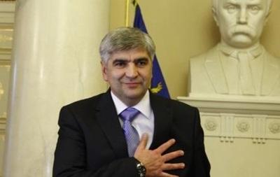 Львовские журналисты встретили нового губернатора скандированием  Ганьба