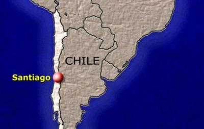 В центральной части Чили произошло мощное землетрясение