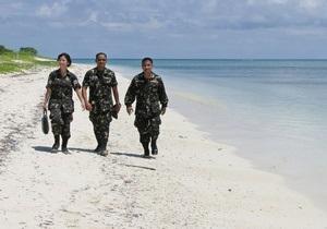 Делегация с Филиппин отправилась  покорять  острова, на которые претендуют шесть стран