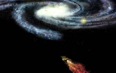 Магнитное поле спасет Облако Смита при столкновении с нашей галактикой