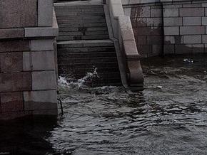 В Санкт-Петербурге произошло наводнение