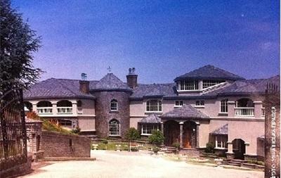 УП: Власти США конфисковали дворец Павла Лазаренко в Калифорнии