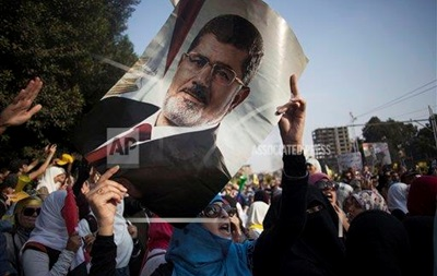 Сегодня в Египте будут судить свергнутого президента Мурси