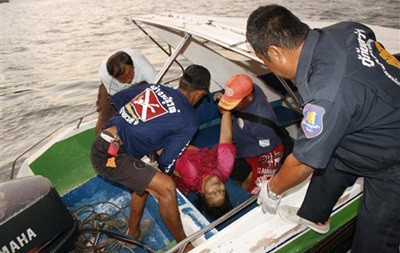 Капитан затонувшего судна в Таиланде задержан в Паттайе