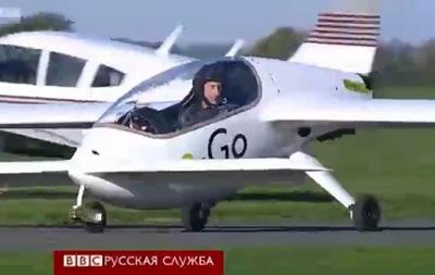 В Британии создан самолет на базе авто - видео