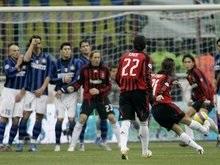 Серия А: Интер побеждает клубного чемпиона мира