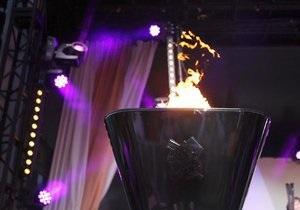 Огонь Паралимпийских игр зажжен на юге Англии