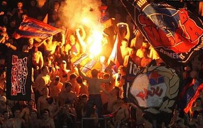 Летевший из Москвы в Манчестер лайнер приземлился в Копенгагене из-за буйных фанатов ЦСКА