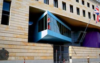 На территории британского посольства в ФРГ работает станция прослушки