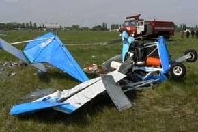 На борту разбившегося в Кировограде самолета был курсант из Гвинеи