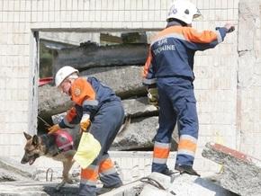 В Луганской области в девятиэтажном доме взорвалась квартира