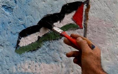 СМИ: Накануне переговоров при участии Керри Израиль предложил провести границу по стене, которую палестинцы считают незаконной