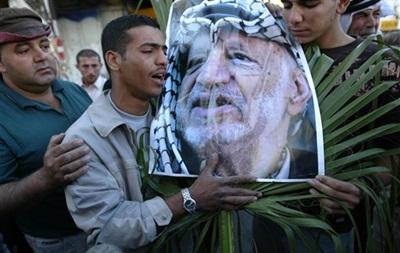 Палестина получила результаты экспертизы останков Ясира Арафата