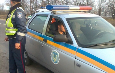 Разыскиваемый за убийство россиянин задержан за превышение скорости близ Днепропетровска