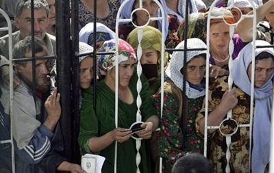 На президентских выборах в Таджикистане за первые четыре часа проголосовали более 40% избирателей