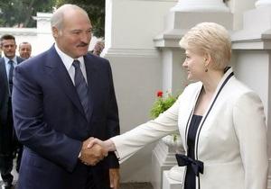 СМИ: Президент Литвы считает победу Лукашенко на выборах выгодной для ЕС