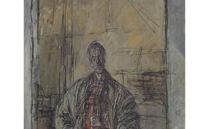 Картина одного из известнейших мастеров прошлого века ушла с молотка за рекордную для его произведения сумму