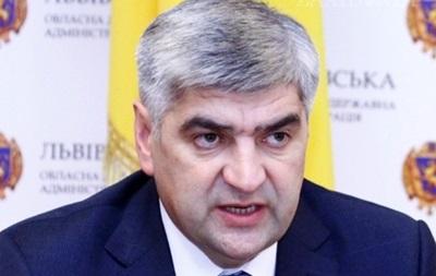 Оппозиция грозит новоназначенному львовскому губернатору вотумом недоверия