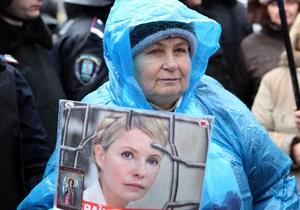 Суд отказался приостановить рассмотрение апелляции Тимошенко до ее выздоровления
