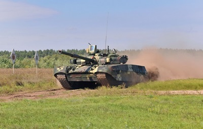 Украина передала в юго-восточную Азию первую партию своих передовых танков