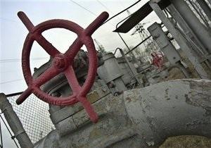 Для расчетов за российский газ Украина привлекла многомиллионный кредит у Газпромбанка