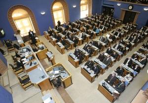 Эстония запретила школам страны преподавать на русском языке