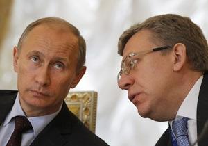 Кудрин допустил, что Путин не сможет победить на выборах в первом туре