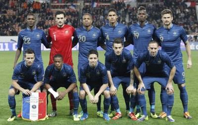 Фотогалерея. Сборная Франции в лицах: Кто приедет на матч против Украины?
