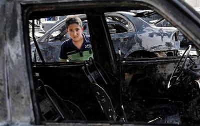 Жертвами двойного теракта на базе в Ираке стали 19 военных