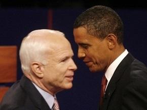 Обама или Маккейн? Чья победа выгодна Украине