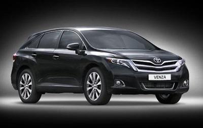 Экономия до 17 000 грн на Toyota Venza